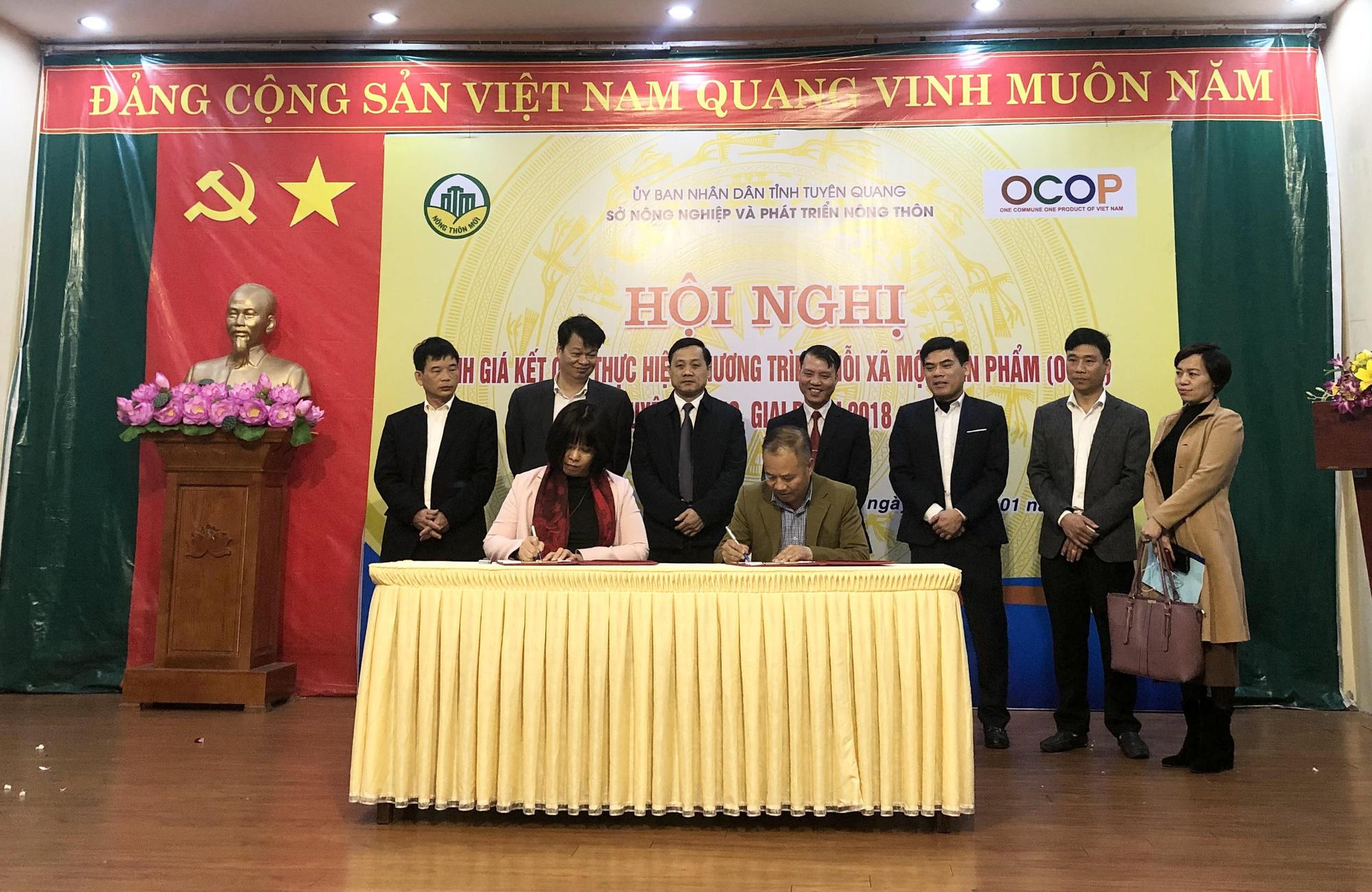 Tuyên Quang: Đứng thứ 5 so với các tỉnh miền núi phía Bắc về số sản phẩm đạt OCOP - Ảnh 6.
