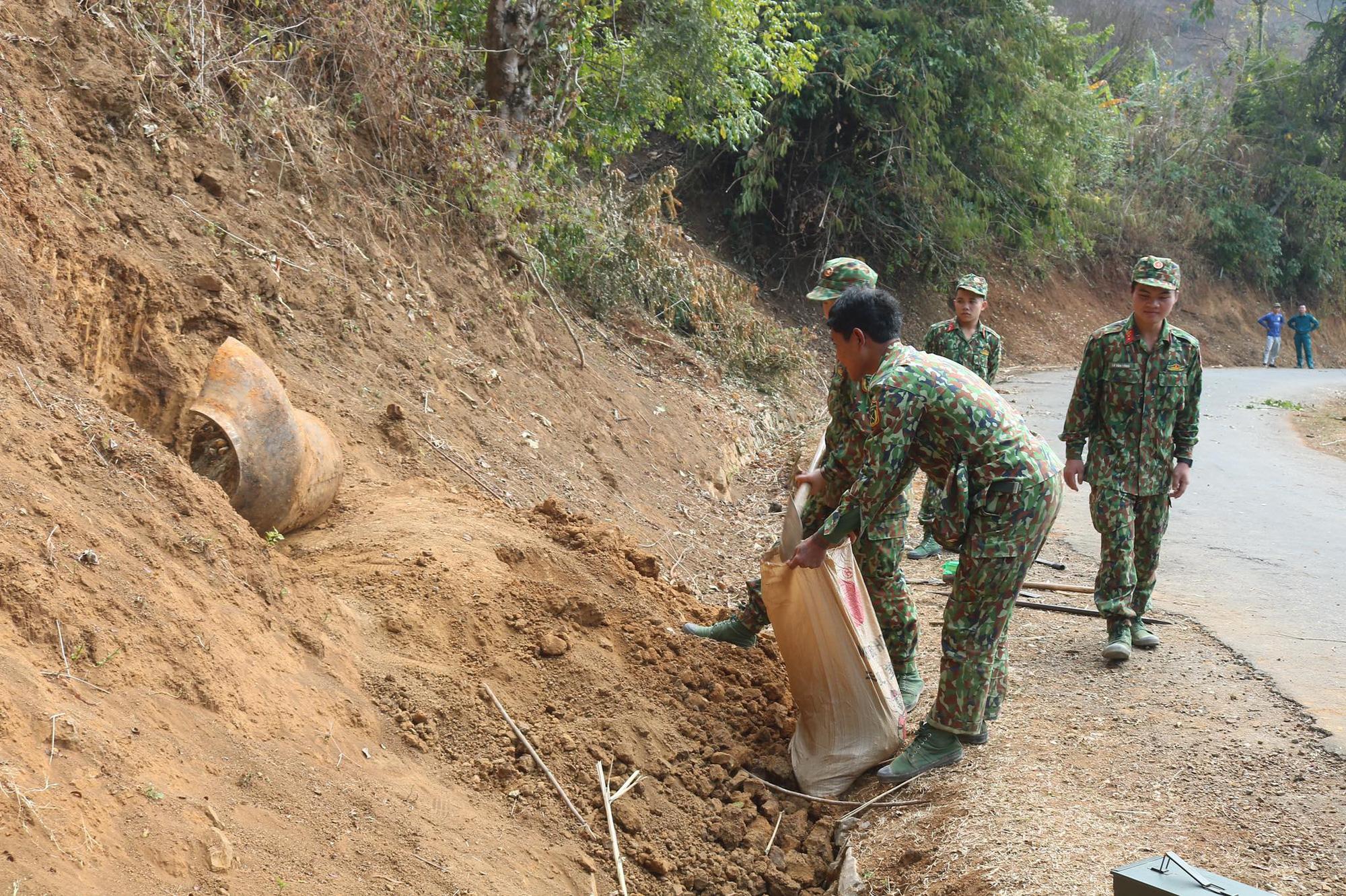 Clip: Sơn La kích nổ bom tấn thời kháng chiến chống Mỹ - Ảnh 2.