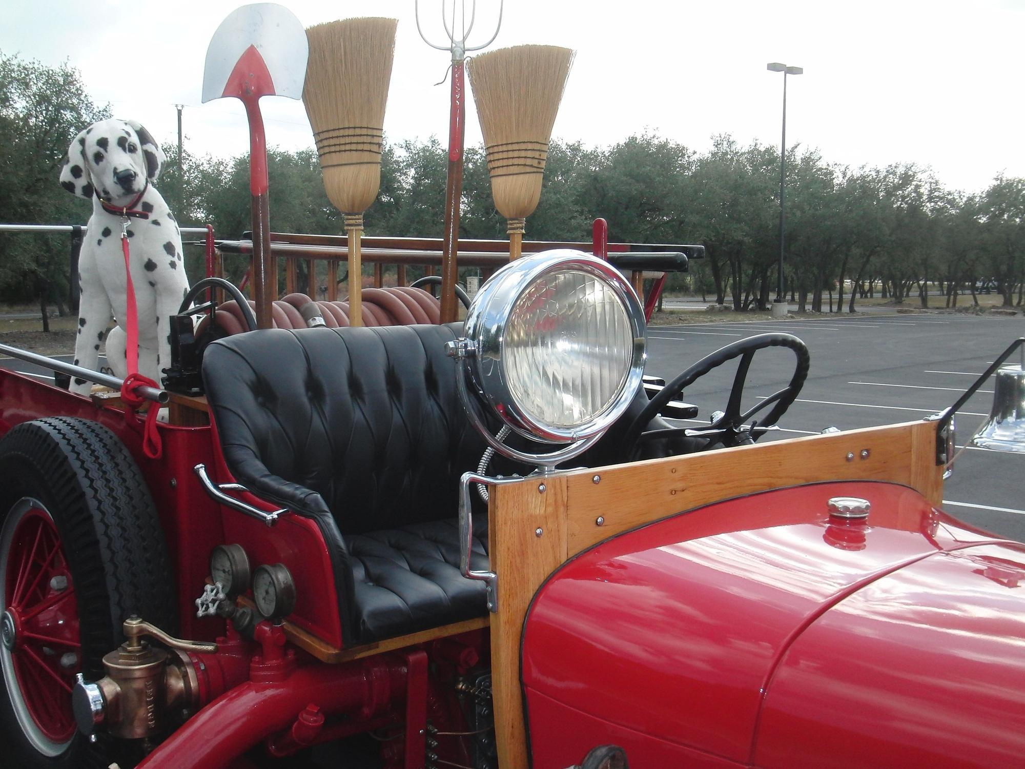 Xe cứu hỏa Ford Model AA 1928 – một huyền thoại còn sót lại - Ảnh 5.