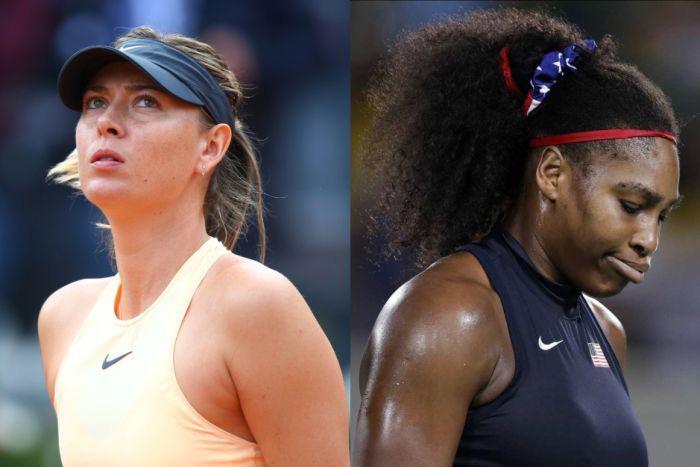 Vì sao Serena Williams và Maria Sharapova lại căm ghét nhau? - Ảnh 4.