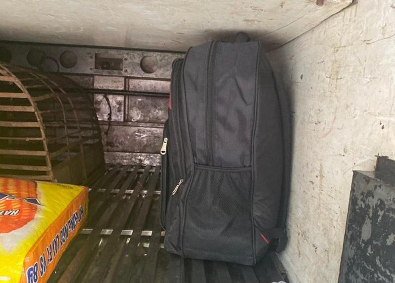 Truy tìm chủ nhân lô ma túy 'khủng' bỏ quên trên xe khách - Ảnh 1.