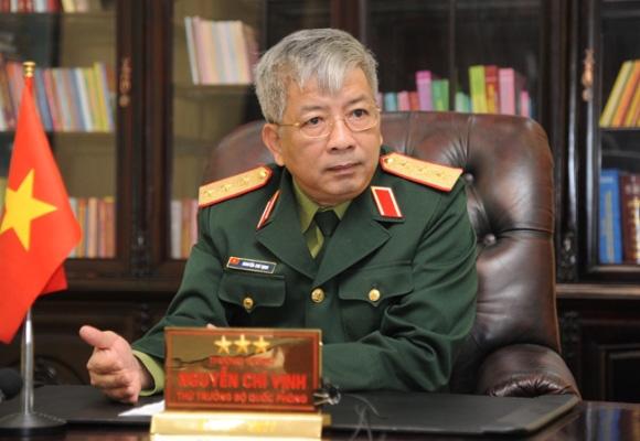 Quân đội có bao nhiêu Thượng tướng đương nhiệm sau khi 2 Thứ trưởng Bộ Quốc phòng được thăng quân hàm? - Ảnh 1.
