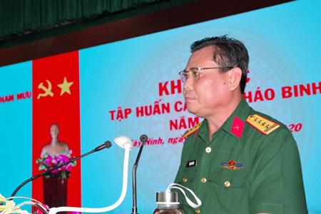 Bổ nhiệm 2 Đại tá làm Phó Tư lệnh Quân khu - Ảnh 3.