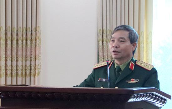 Quân đội có bao nhiêu Thượng tướng đương nhiệm sau khi 2 Thứ trưởng Bộ Quốc phòng được thăng quân hàm? - Ảnh 10.