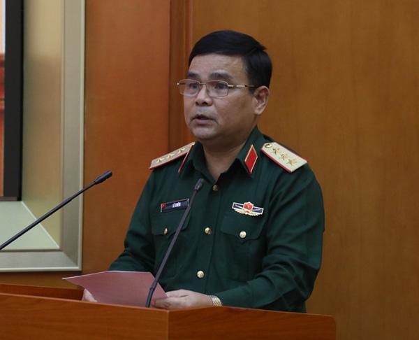 Quân đội có bao nhiêu Thượng tướng đương nhiệm sau khi 2 Thứ trưởng Bộ Quốc phòng được thăng quân hàm? - Ảnh 4.