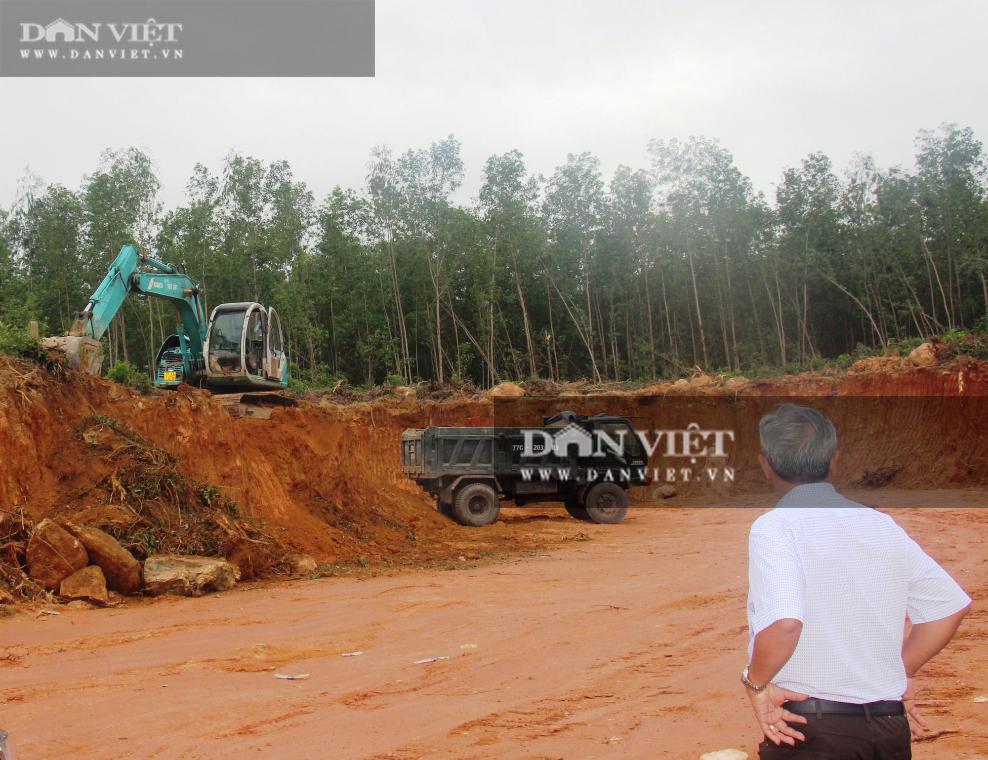 Bình Định: Bất thường thi công gói thầu Công trình nhà nước hơn 12 tỷ đồng - Ảnh 3.