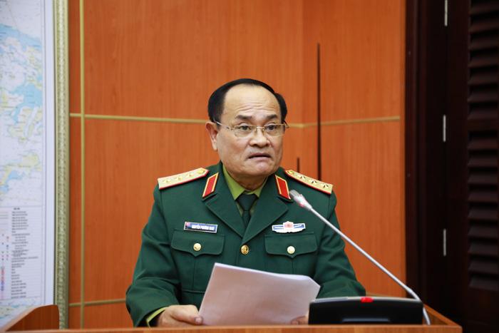Quân đội có bao nhiêu Thượng tướng đương nhiệm sau khi 2 Thứ trưởng Bộ Quốc phòng được thăng quân hàm? - Ảnh 6.