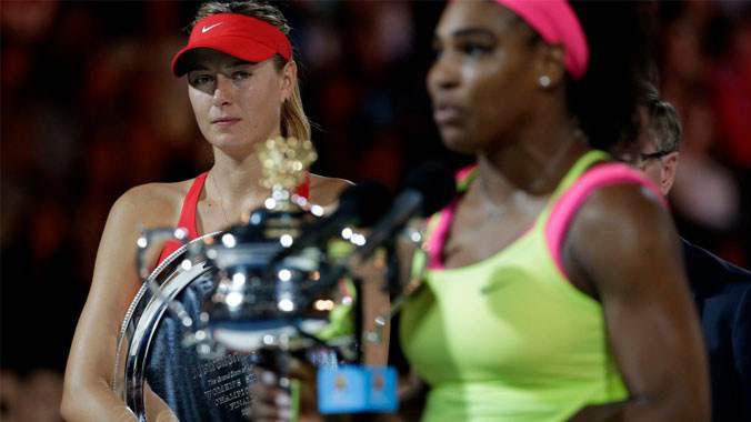Vì sao Serena Williams và Maria Sharapova lại căm ghét nhau? - Ảnh 3.