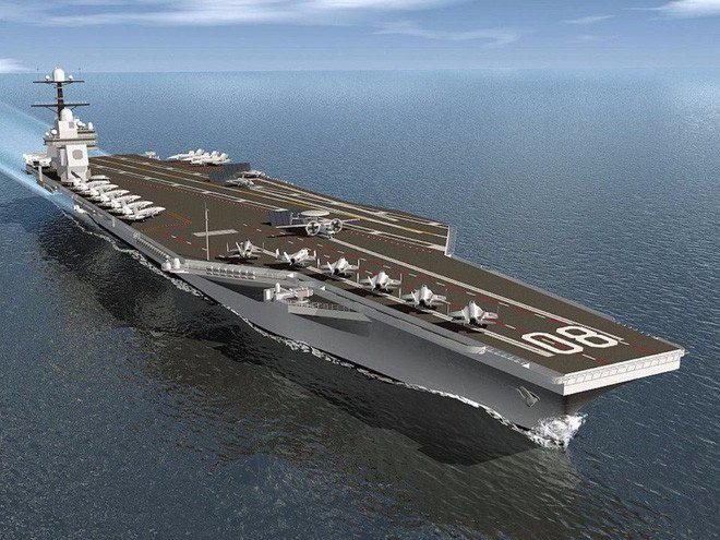 12 tàu sân bay mới nhất thế giới: Châu Á chiếm bao nhiêu chiếc? - Ảnh 4.