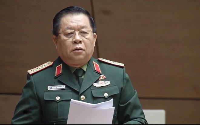 Quân đội có bao nhiêu Thượng tướng đương nhiệm sau khi 2 Thứ trưởng Bộ Quốc phòng được thăng quân hàm? - Ảnh 8.