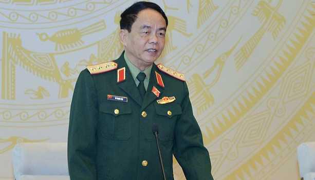 Quân đội có bao nhiêu Thượng tướng đương nhiệm sau khi 2 Thứ trưởng Bộ Quốc phòng được thăng quân hàm? - Ảnh 3.