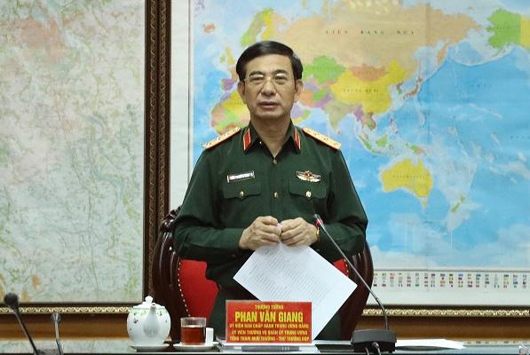 Quân đội có bao nhiêu Thượng tướng đương nhiệm sau khi 2 Thứ trưởng Bộ Quốc phòng được thăng quân hàm? - Ảnh 7.