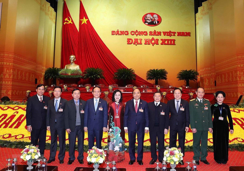 Toàn cảnh phiên trù bị Đại hội Đảng XIII - Ảnh 9.