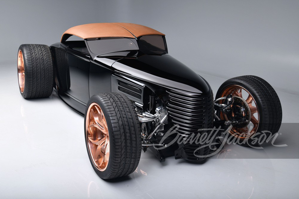 Ford Model A 'Durty 30' 1930 là một tác phẩm nghệ thuật đỉnh cao  - Ảnh 4.