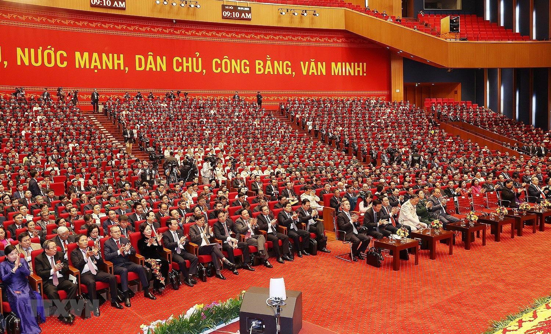 Toàn cảnh phiên trù bị Đại hội Đảng XIII - Ảnh 5.