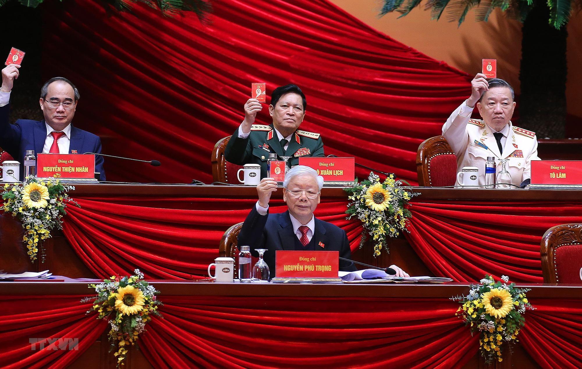 Toàn cảnh phiên trù bị Đại hội Đảng XIII - Ảnh 6.