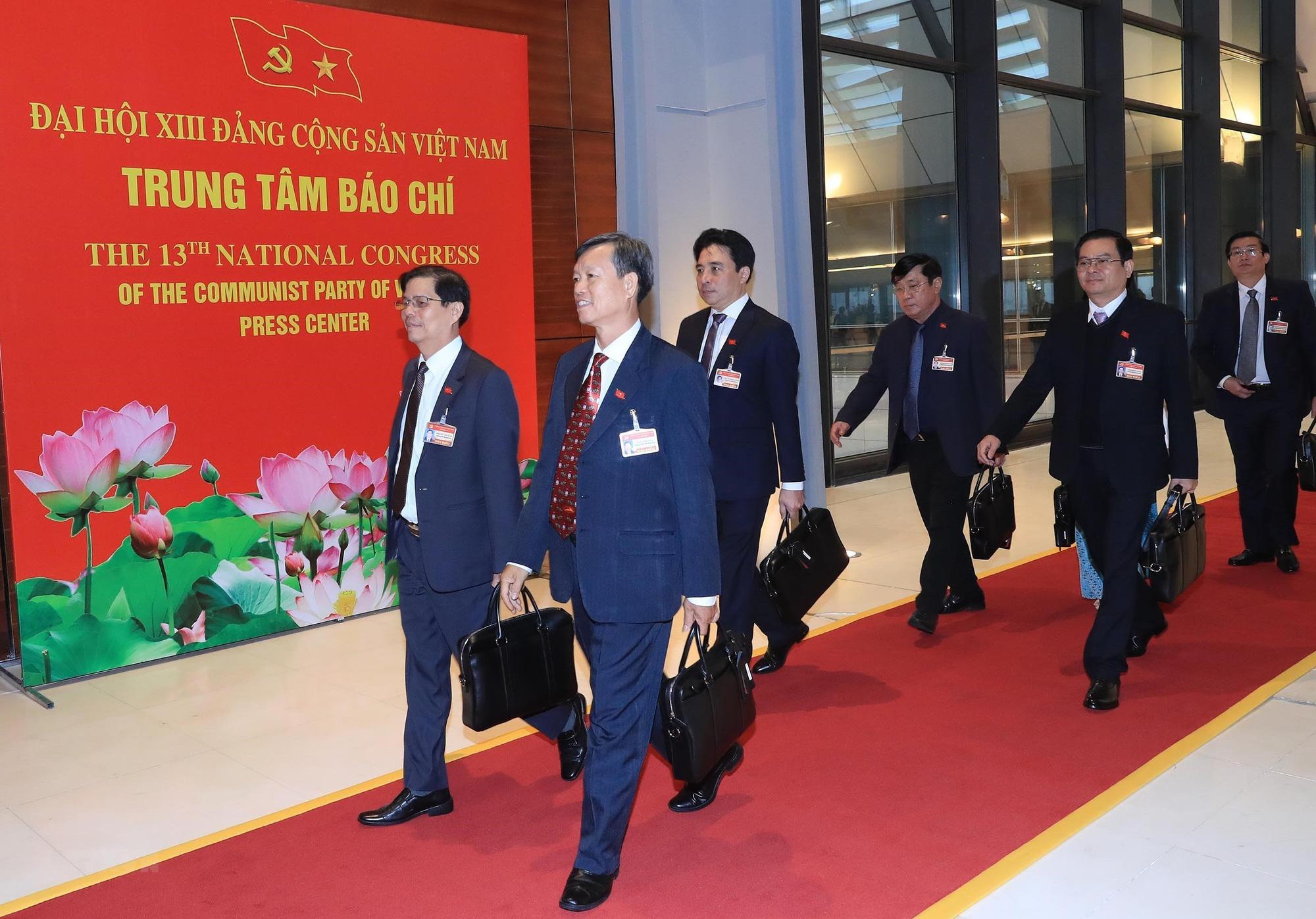 Tổng Bí thư, Chủ tịch nước dự phiên họp trù bị Đại hội Đảng XIII - Ảnh 8.