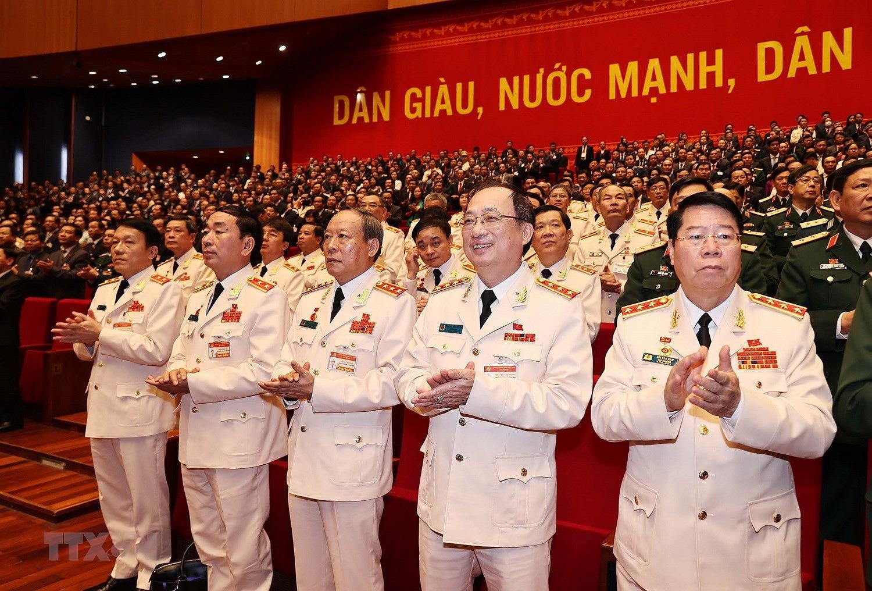 Toàn cảnh phiên trù bị Đại hội Đảng XIII - Ảnh 8.