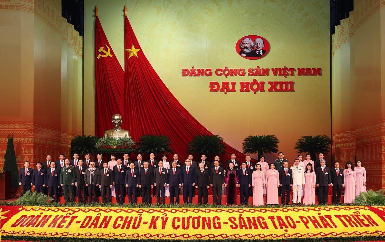 Toàn cảnh phiên trù bị Đại hội Đảng XIII - Ảnh 10.