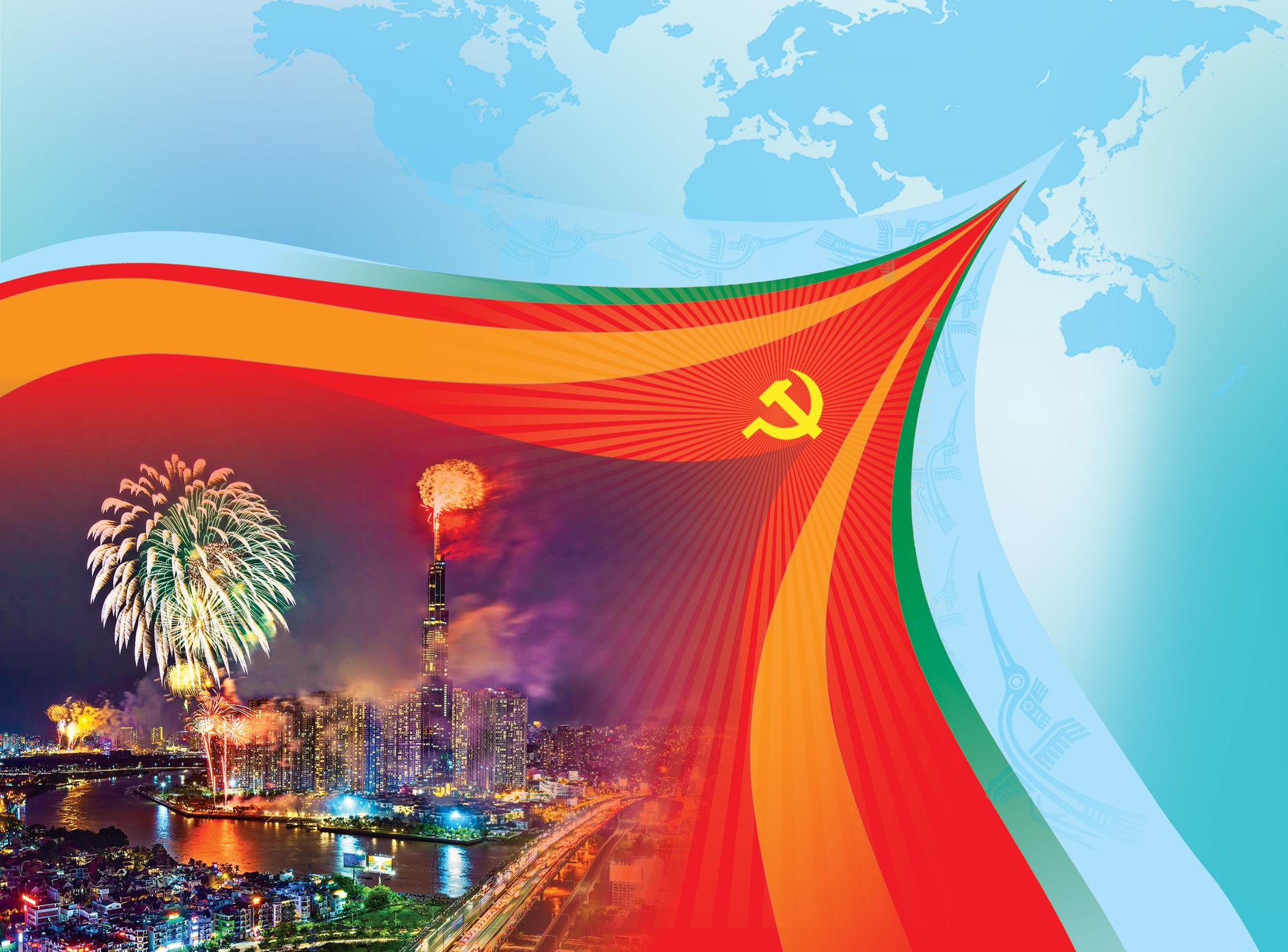Dự thảo các văn kiện Đại hội XIII: Sản phẩm được đúc kết từ trí tuệ của toàn Đảng, toàn dân, toàn quân - Ảnh 2.