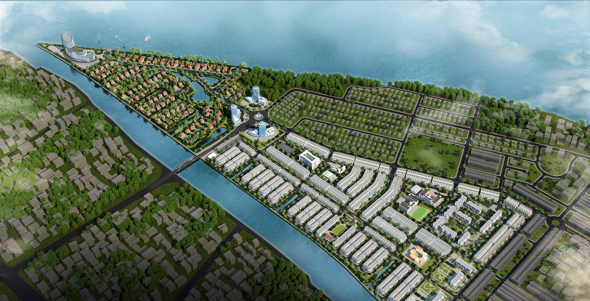 Cần Thơ: Gần 5.000 tỷ xây khu đô thị mới Cồn Khương - Ảnh 1.
