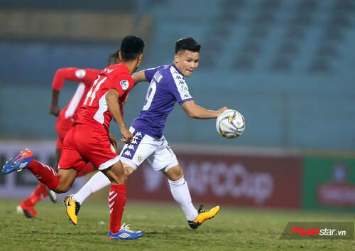 Hà Nội FC thua 2 trận V.League, Quang Hải bày tỏ tham vọng lớn! - Ảnh 1.