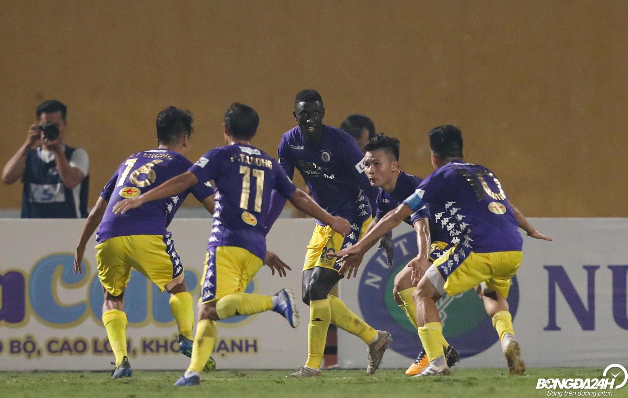 Hà Nội FC thua 2 trận V.League, Quang Hải bày tỏ tham vọng lớn! - Ảnh 4.