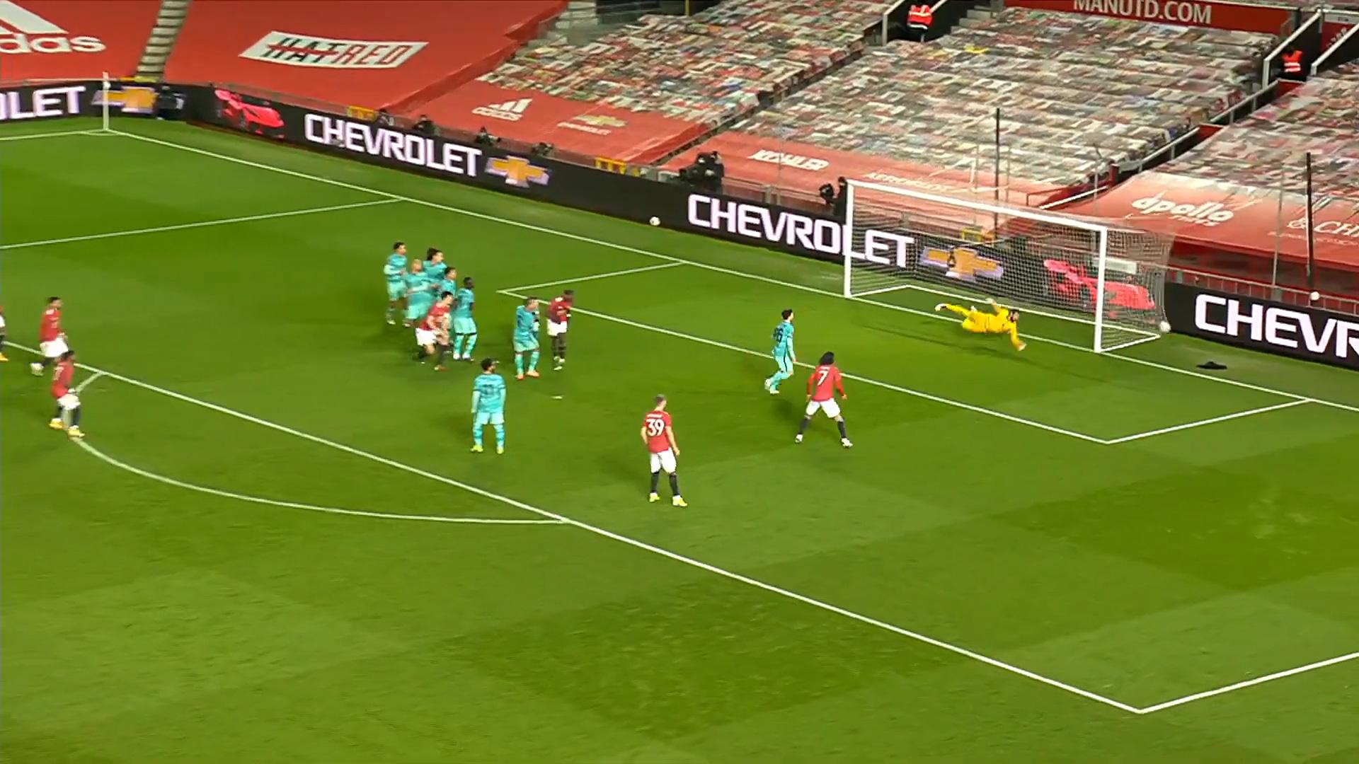 Highlight: Bruno Fernandes ghi siêu phẩm sút phạt, Man Utd đá văng Liverpool khỏi FA Cup - Ảnh 6.