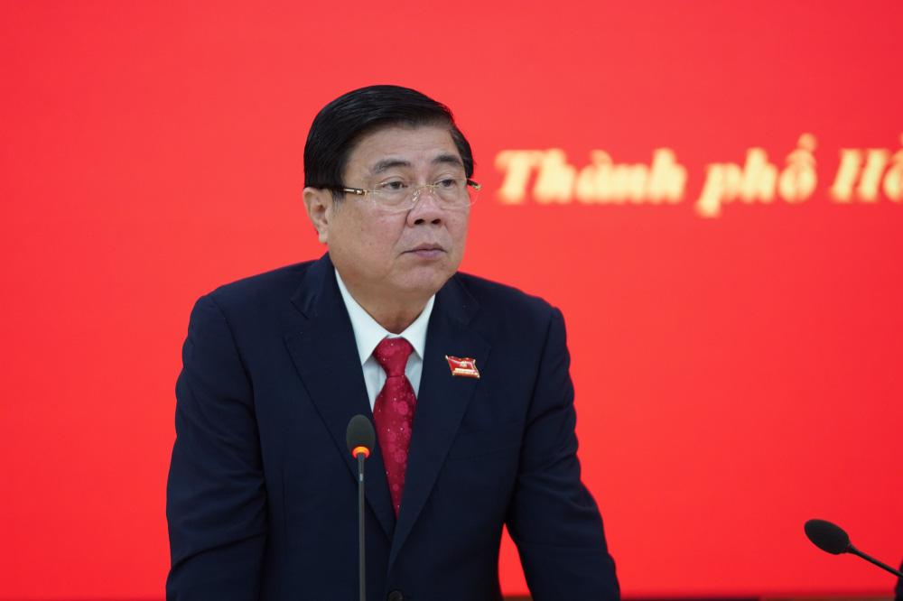 Chủ tịch Nguyễn Thành Phong: Tầm nhìn 2045, TP.HCM trở thành trung tâm về kinh tế, tài chính của Châu Á - Ảnh 1.
