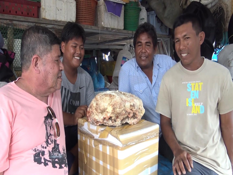 """Ngư dân Thái Lan tìm thấy miếng """"long diên hương"""" nặng 7kg giá 230.000 USD - Ảnh 6."""