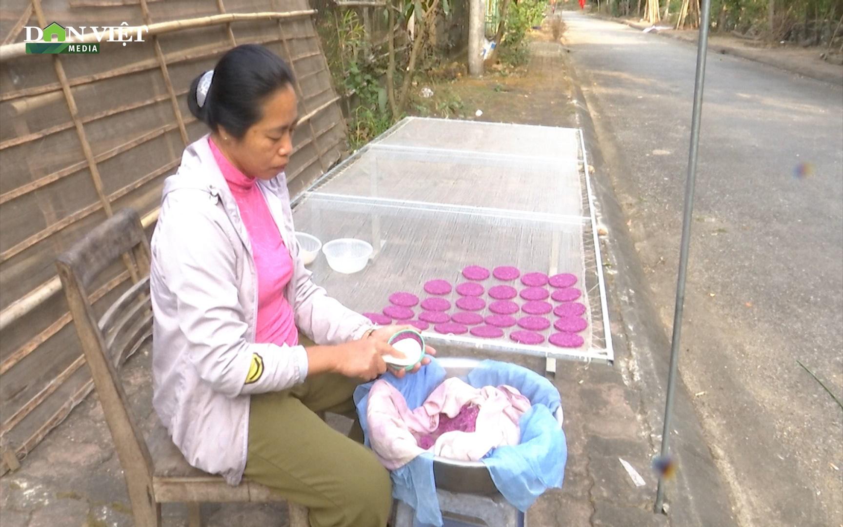 Điện Biên: Khẩu xén, khẩu chí chọp - đặc sản hương vị tết của đồng bào Thái trắng - Ảnh 4.