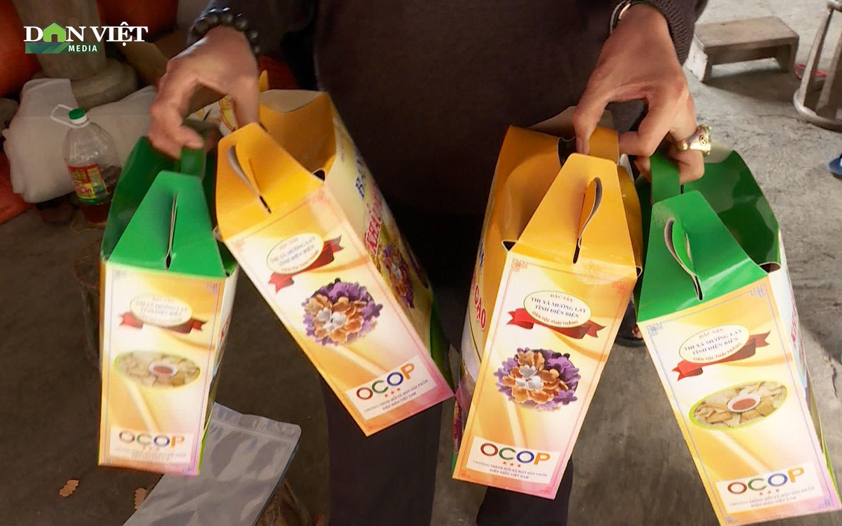 Điện Biên: Khẩu xén, khẩu chí chọp - đặc sản hương vị tết của đồng bào Thái trắng - Ảnh 6.
