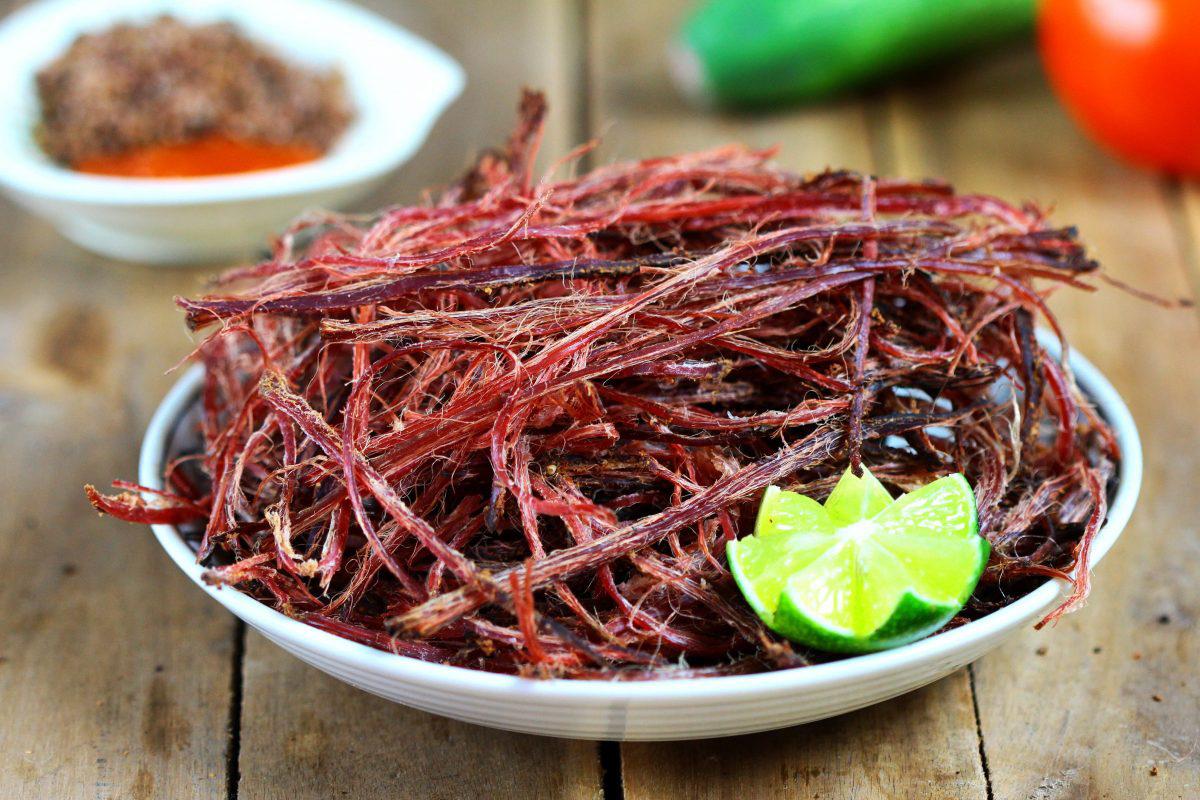 5 món thịt khô nhâm nhi hấp dẫn cho cả gia đình ngày Tết - Ảnh 2.