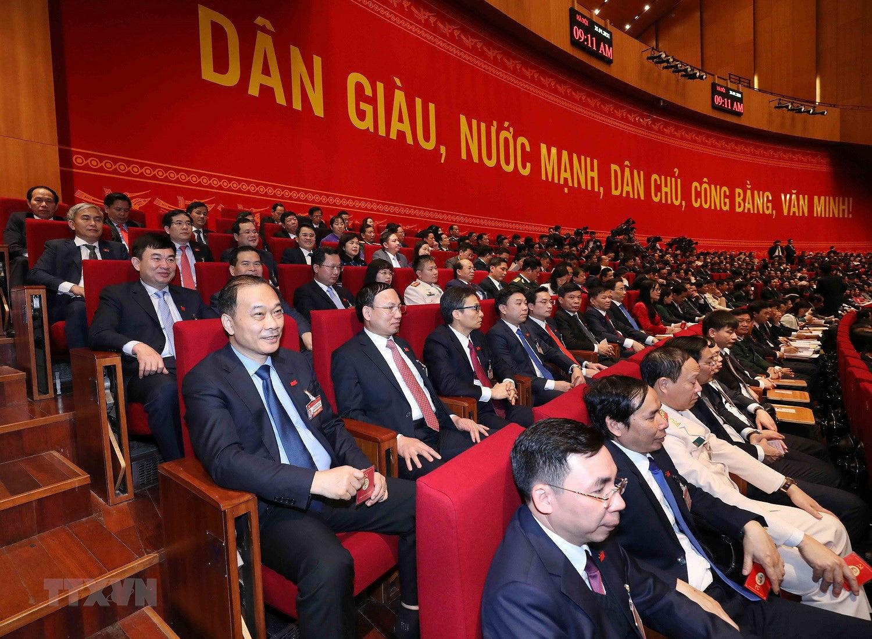 Ảnh: Toàn cảnh phiên trù bị Đại hội Đảng XIII - Ảnh 11.