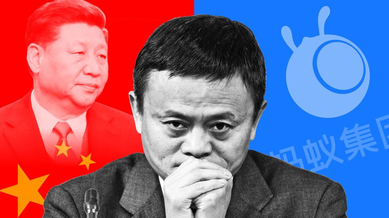 """Vì sao độ giàu có các tỷ phú Trung Quốc thường """"lên voi xuống chó""""? - Ảnh 1."""