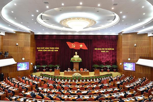 Dự thảo các văn kiện Đại hội XIII: Sản phẩm được đúc kết từ trí tuệ của toàn Đảng, toàn dân, toàn quân - Ảnh 4.