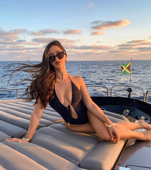 """Bị Neymar phũ phàng, siêu mẫu Natalia """"lột xác"""" ngoạn mục - Ảnh 7."""