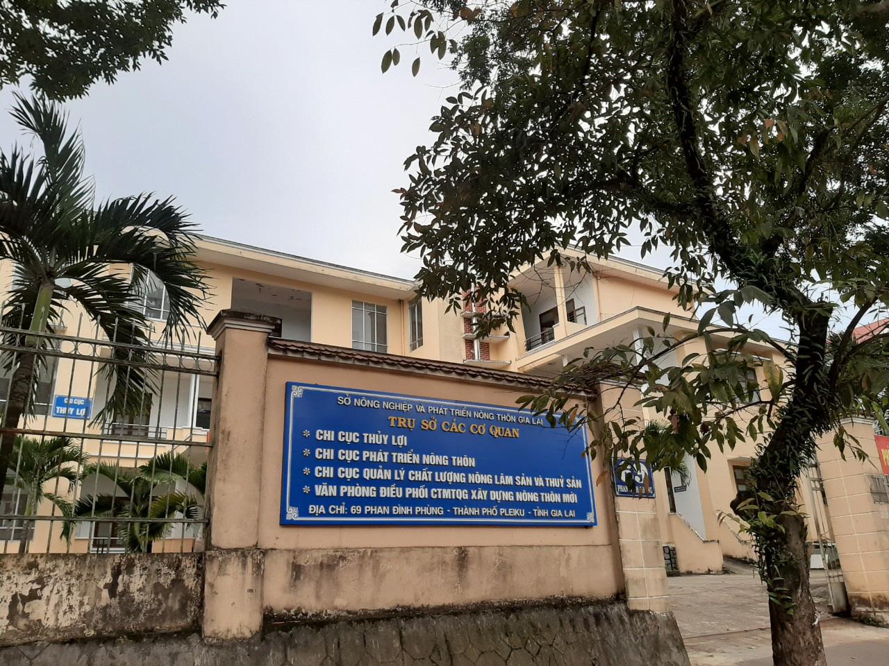 Sai phạm tại Chi cục Nông lâm thủy sản: Ông Lê Huy Toàn không còn làm Chi cục trưởng - Ảnh 1.