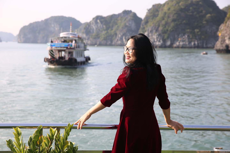 """Tour du lịch Tết: Vịnh Lan Hạ, Cát Bà - """"Thiên đường bị bỏ quên"""" - Ảnh 6."""
