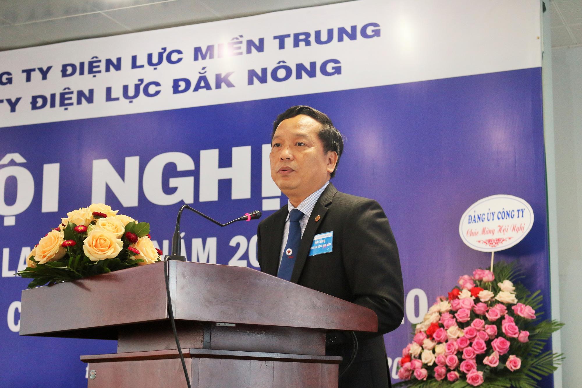 PC Đắk Nông: Hội nghị đại biểu Người lao động năm 2021 thành công tốt đẹp - Ảnh 1.
