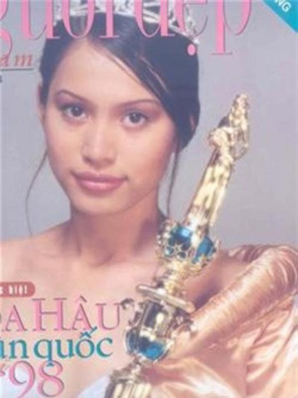 Cuộc đời truân chuyên của ba hoa hậu Việt sinh năm 1976 - Ảnh 6.
