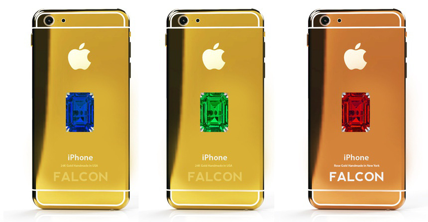 Cận cảnh dàn iPhone chỉ dành cho giới siêu giàu - Ảnh 1.