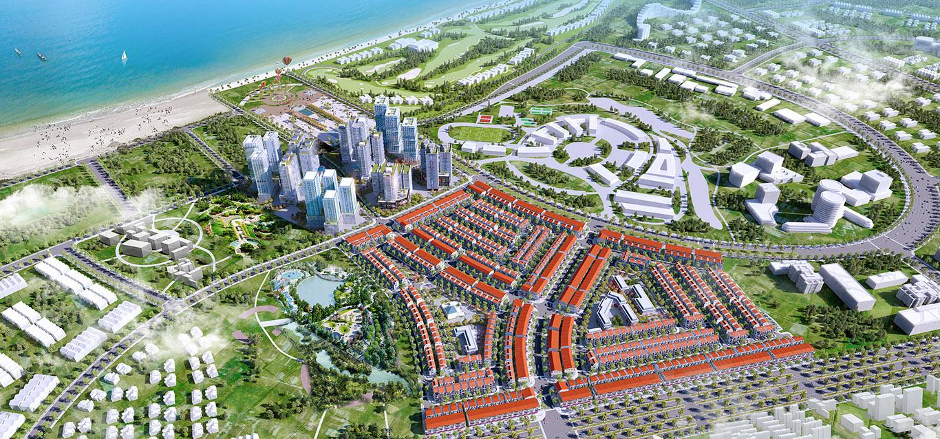 Bình Định: Phát Đạt chuyển nhượng một phần Dự án Khu du lịch sinh thái Nhơn Hội cho doanh nghiệp BĐS 2 tháng tuổi - Ảnh 1.