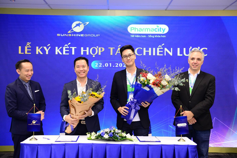 Sunshine Group hợp tác chiến lược với Pharmacity - Ảnh 3.