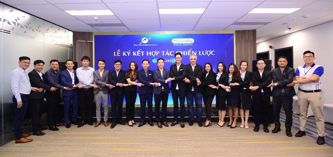 Sunshine Group hợp tác chiến lược với Pharmacity - Ảnh 4.