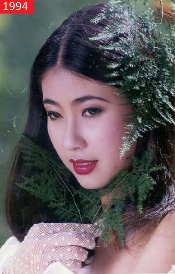 Cuộc đời truân chuyên của ba hoa hậu Việt sinh năm 1976 - Ảnh 1.