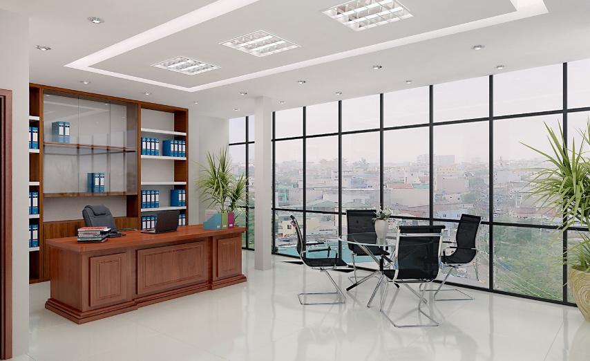 Chủ nhà rất tự tin về giá thuê văn phòng - Ảnh 2.