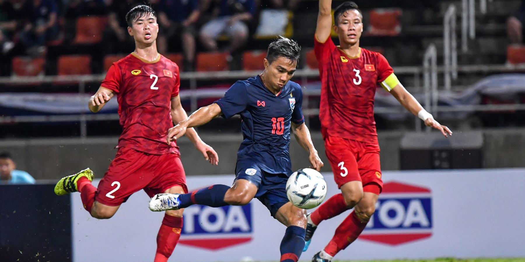 """Thái Lan """"chơi chiêu"""" để cản đường ĐT Việt Nam tại vòng loại World Cup - Ảnh 1."""