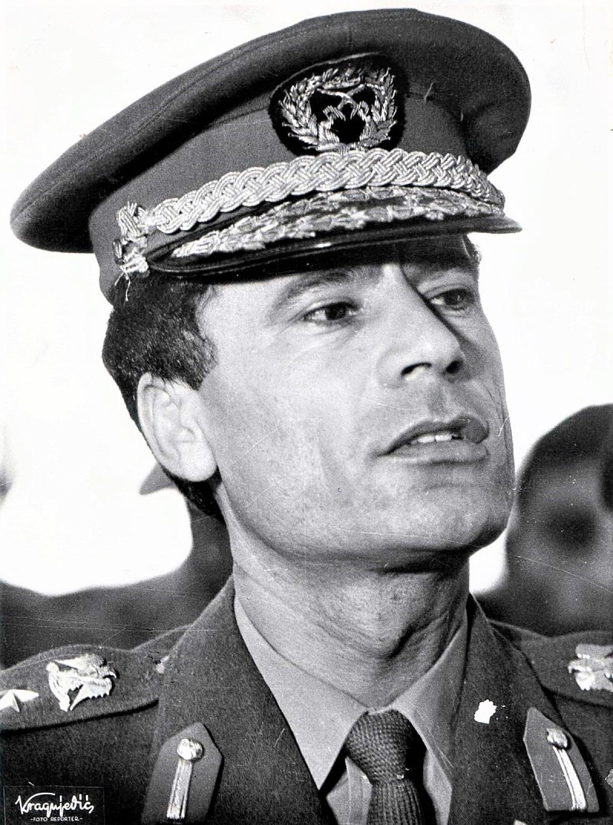 Nhà lãnh đạo Lybia Gaddafi từng muốn trả bao nhiêu để có vũ khí nguyên tử? - Ảnh 1.