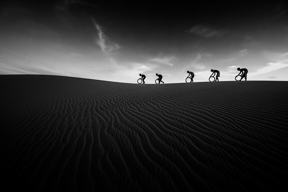 Loạt ảnh đen trắng của nhiếp ảnh gia Việt đạt giải quốc tế - Ảnh 6.